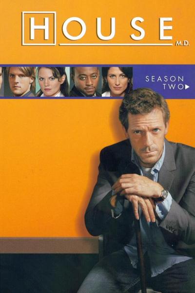 Dr.House ~ Staffel 2