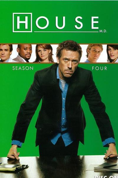 Dr. House ~ Staffel 4