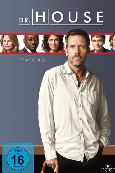 Dr. House ~ Staffel 5