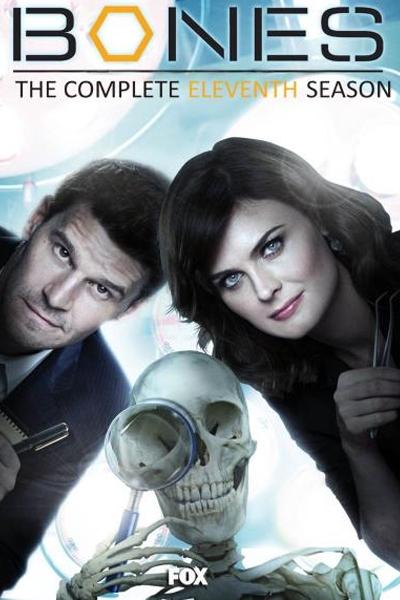 Bones ~ Staffel 11
