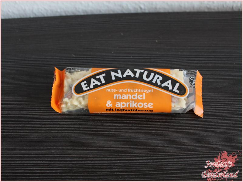 Eat Natural Mandel & Aprikose mit Joghurtüberzug